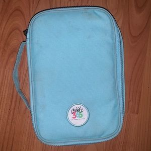 USED The Happy Planner Travel Case
